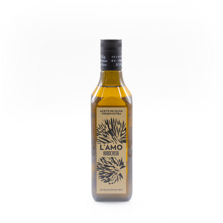Aceite de Oliva L'Amo Aubocassa